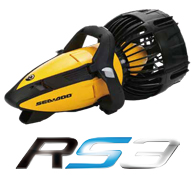 SEA-DOO® SEASCOOTER™ RS3 (US FREE SHIPPING)